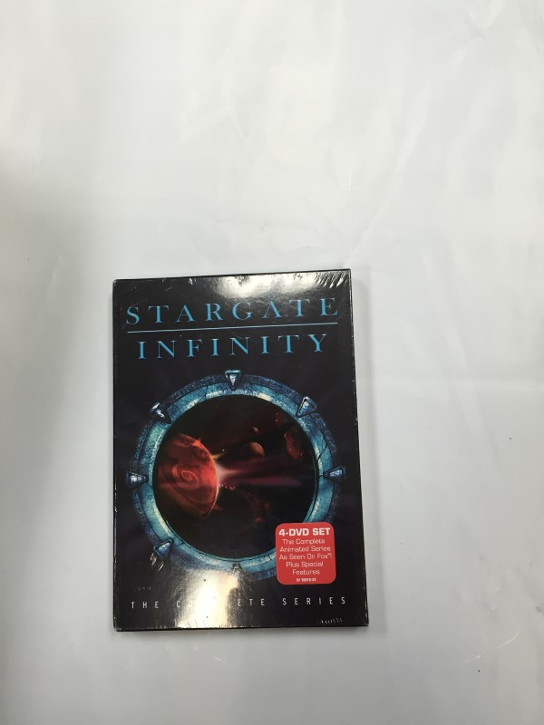 STARGATE INFINITY THE COMPLETE SERIES Dvd Box Set BRAND NEW!