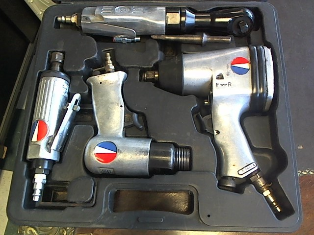 DEVILBISS Air Impact Wrench AT10 1/2 IMPACT WRENCH