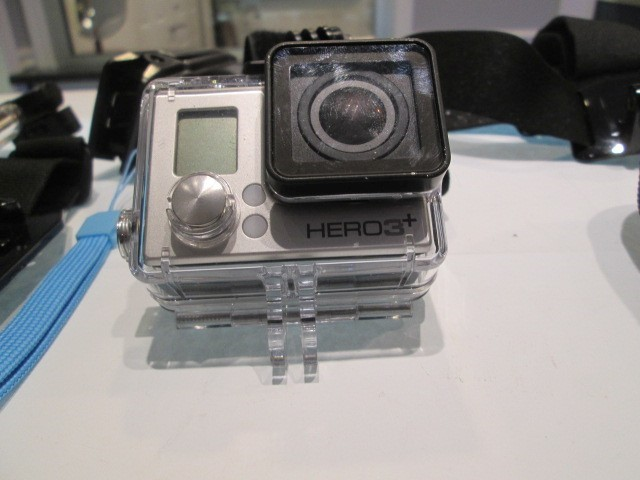 GOPRO Digital Camera HERO 3 CHDHN-302