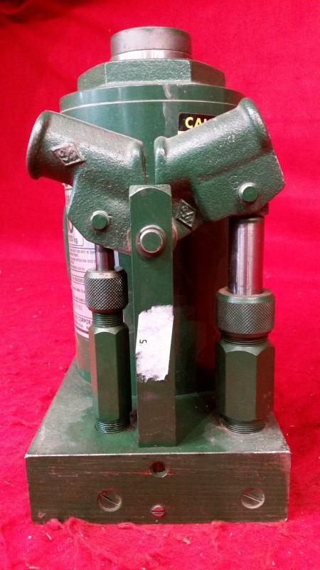 Hein-Werner 15375 30 Ton Hydraulic Bottle Jack