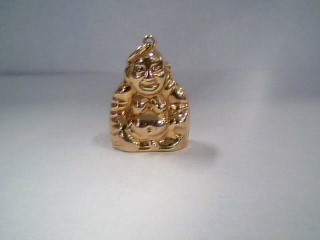 Gold Charm 14K Yellow Gold 1.1g
