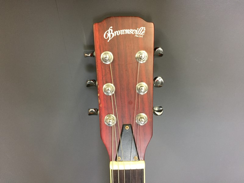 BROWNSVILLE Electric Guitar NEWYORK