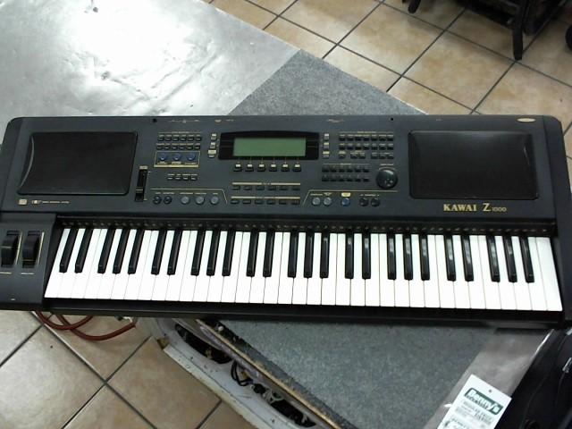 KAWAI Keyboards/MIDI Equipment Z1000