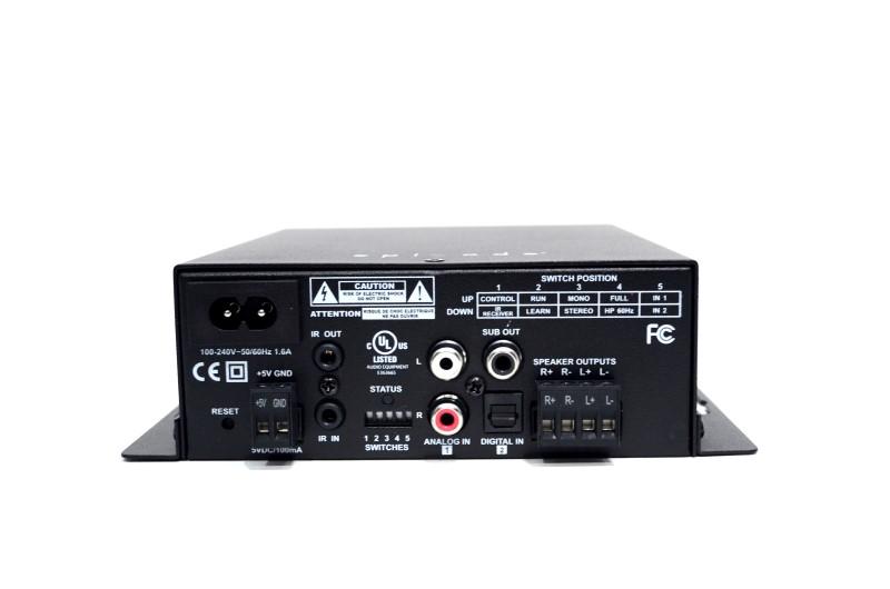 Episode EA-MINI-2D 2 Channel 35 Watt Mini Digital Amplifier in Box>