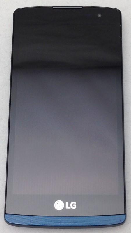 LG Tribute 2 LS665 - 8GB - Blue (Boost Mobile) Smartphone