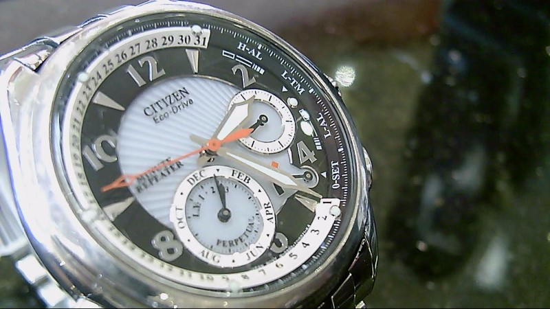 Citizen Stainless Steel Wristwatch GN-4W-S-9