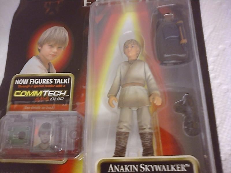 "STAR WARS Vintage/Antique Toys ""ANAKIN SKYWALKR"""