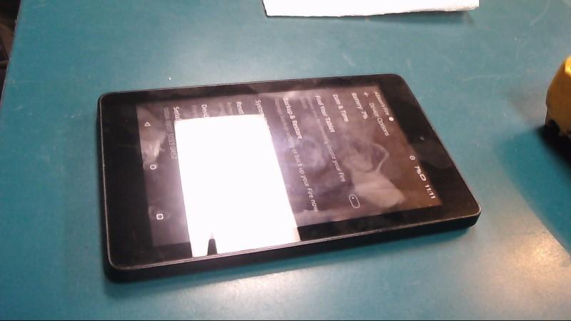 AMAZON Tablet KINDLE FIRE HD-6