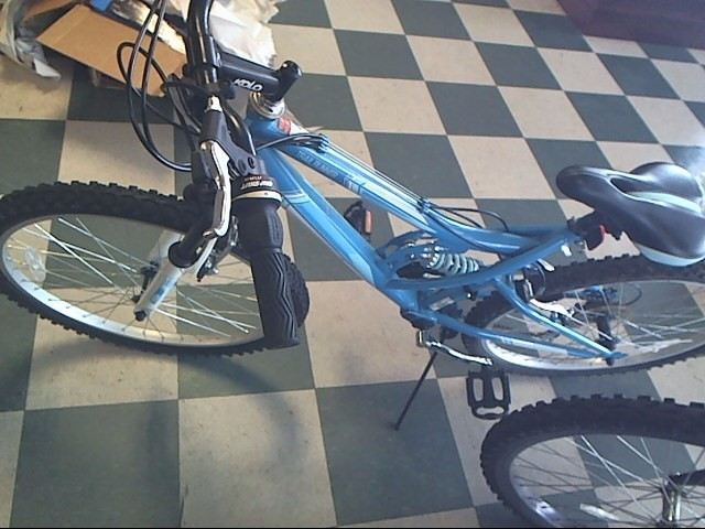 HUFFY BICYCLE Mountain Bicycle TRAIL RUNNER