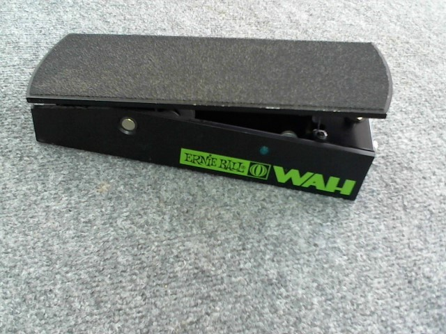 ERNIE BALL Musical Instruments Part/Accessory WAH PEDAL