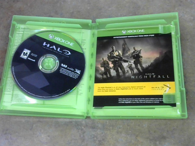 MICROSOFT Microsoft XBOX One Game HALO-THE MASTER CHIEF COLLECTION XBOX ONE