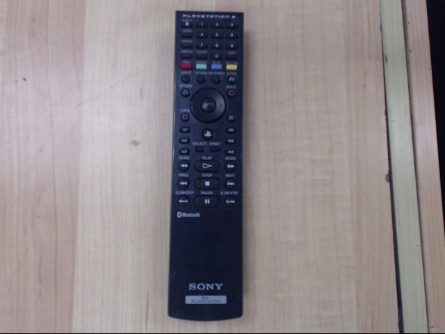 SONY Video Game Accessory PLAYSTATION 3 REMOTE CONTROL