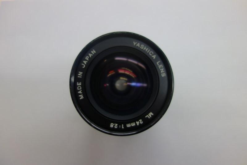 YASHICA Lens/Filter ML 24MM 1:2.8 LENS
