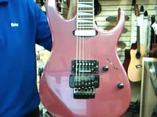 IBANEZ Electric Guitar EX SERIES