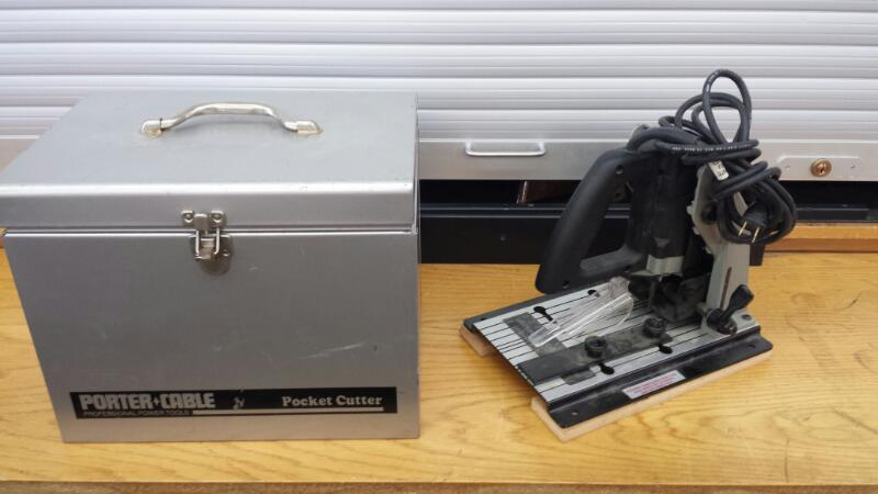 PORTER CABLE Router 550