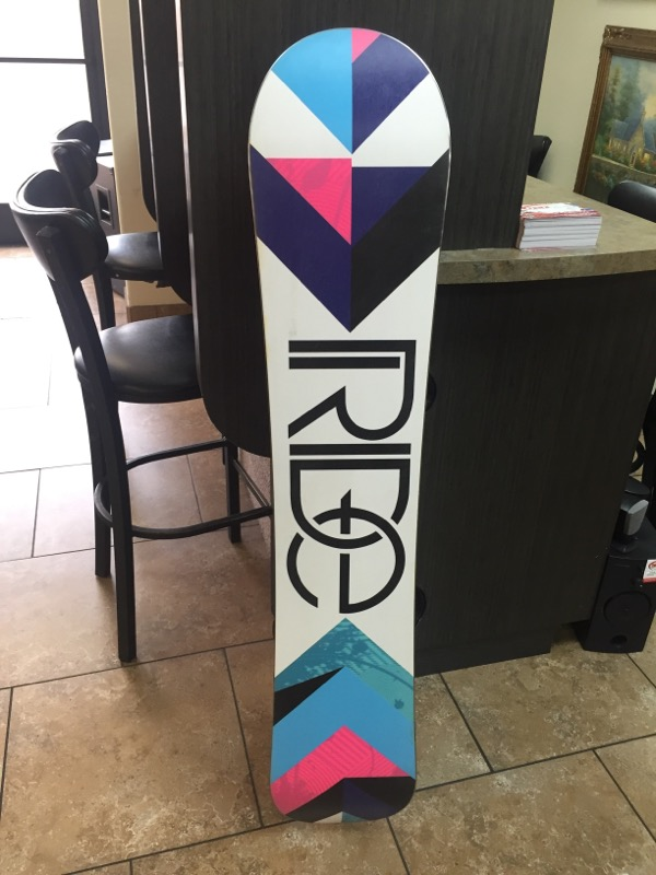 RIDE SNOWBOARD Snowboard PROMISE SERIES