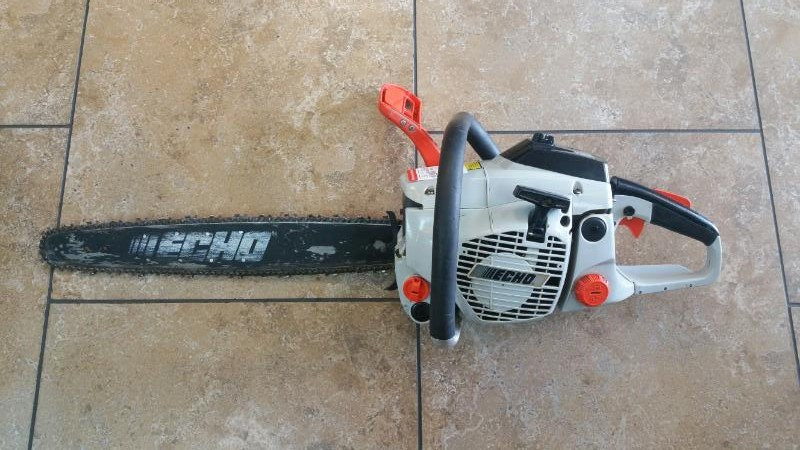 ECHO Chainsaw CS 510