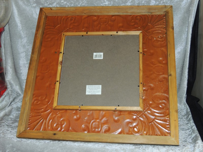 PICTURE FRAME METAL - HERITAGE