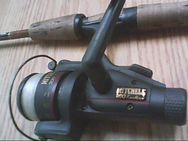 MITCHELL Fishing Rod & Reel 300EXELLENCE