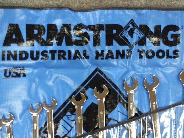 ARMSTRONG TOOLS Wrench WRENCH SET 52667