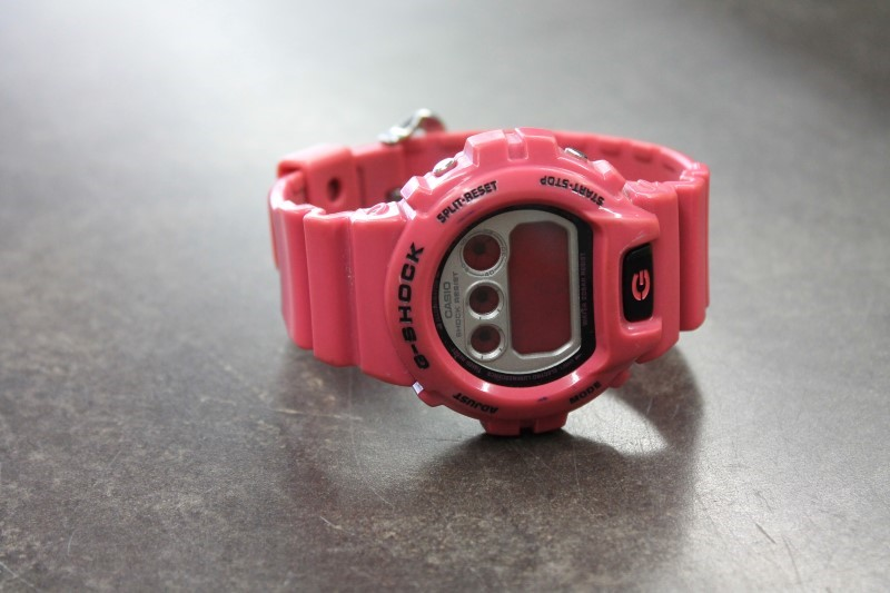 CASIO Gent's Wristwatch G-SHOCK 1289