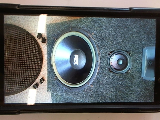 "MTX AUDIO Other Format 15"" SUB"