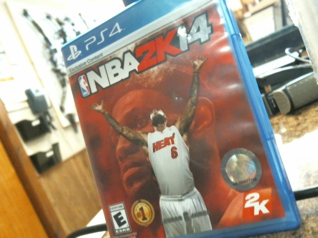 SONY Sony PlayStation 4 Game NBA 2K14 - PS4