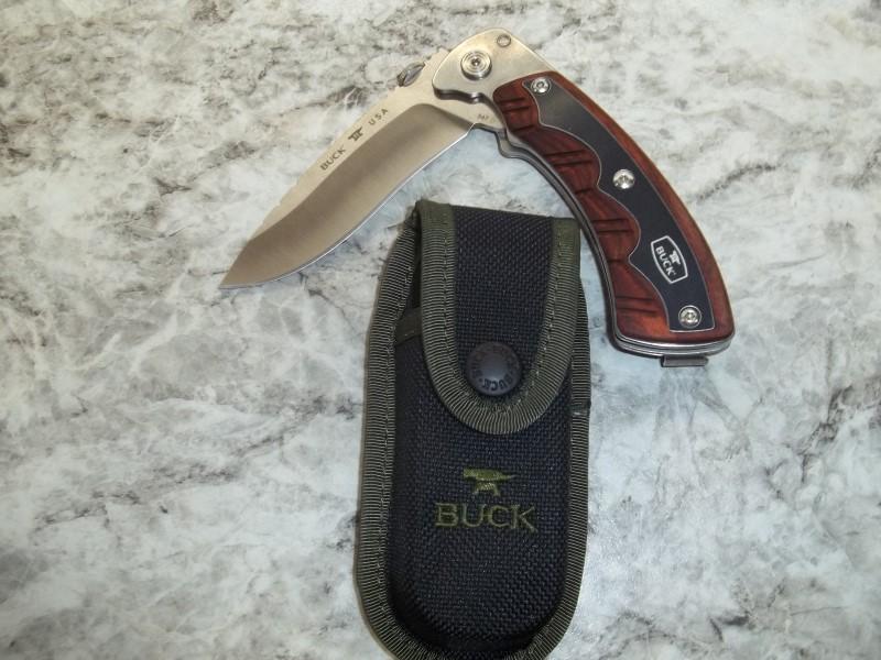 BUCK KNIVES BOS S30V