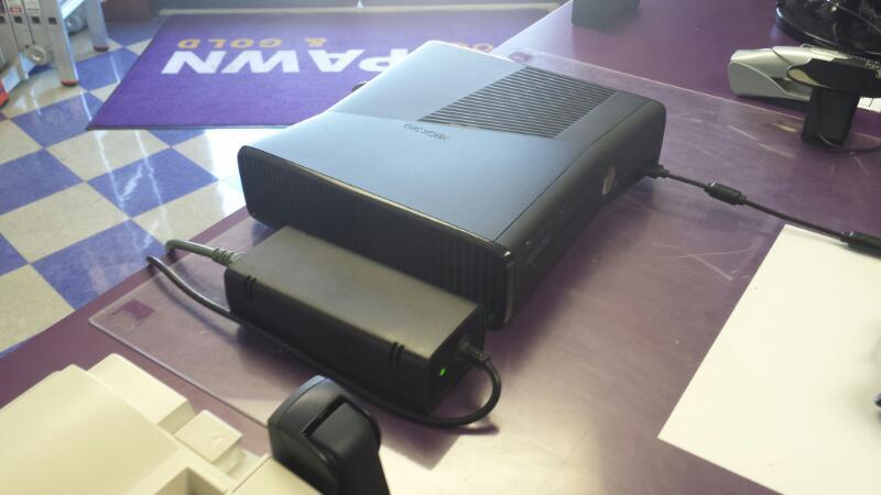 MICROSOFT XBOX 360 250GB 1439 CONSOLE