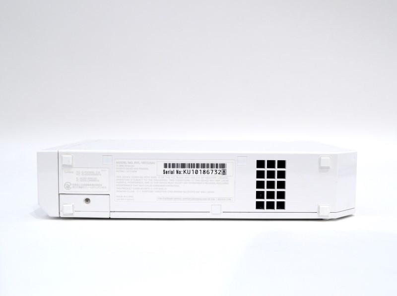 Nintendo Wii White Video Game Console RVL-101 Bundle - Free S&H >