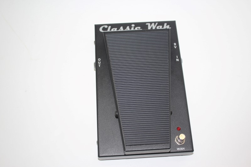 MORLEY Classic Wah Effects Pedal