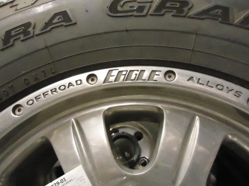 EAGLE ALLOYS Wheel 178