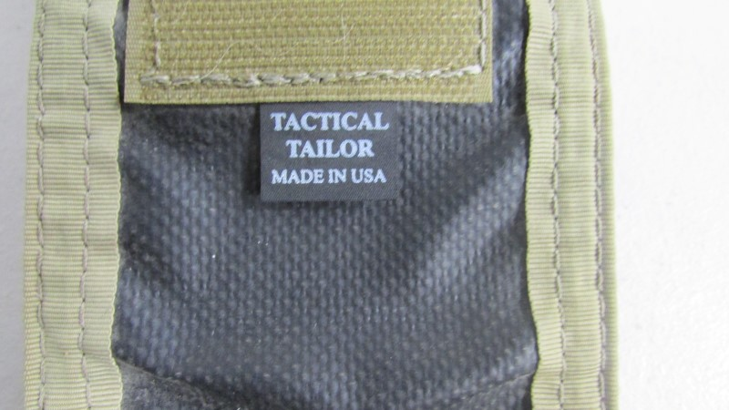 TACTICAL TAILOR 3 MAG POUCH
