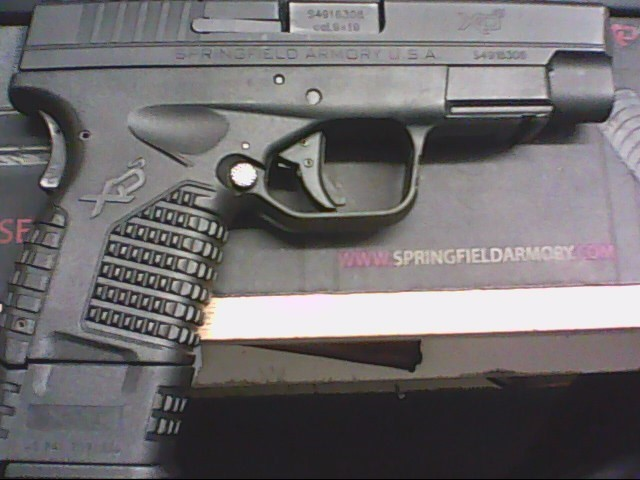 SPRINGFIELD ARMORY Pistol XDS-9