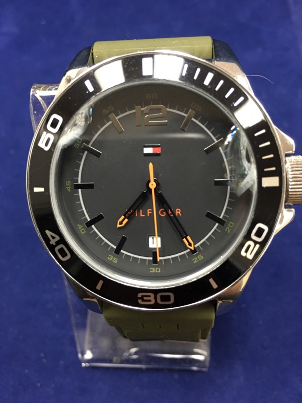 TOMMY HILFIGER Gent's Wristwatch TH.2091.100.1363