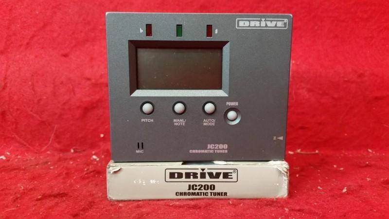 Guitar Tuner Drive Jc200 Chromatic Tuner