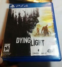 SONY Sony PlayStation 4 Game DYING LIGHT - PS4