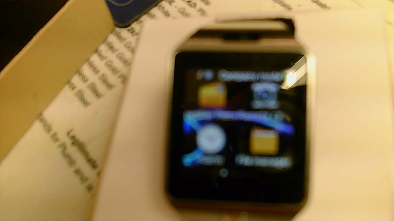 Cell Phone/Smart Phone SMARTWATCH