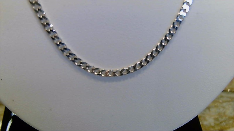 sterling silver 925 20 inch curb link chain