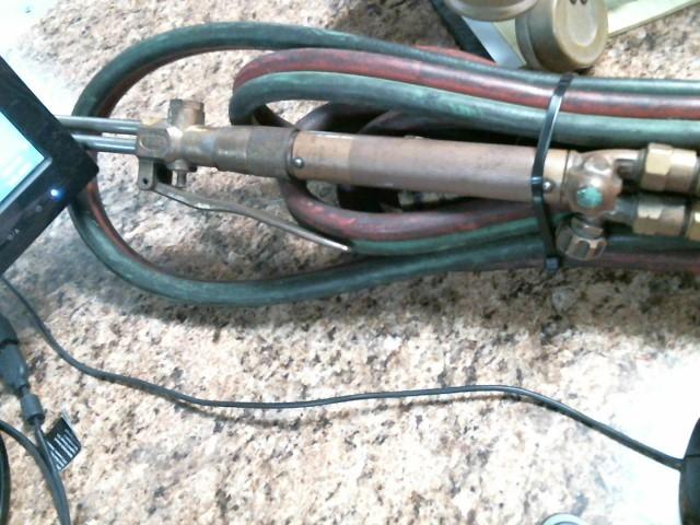 HARRIS Gas Welder TORCH