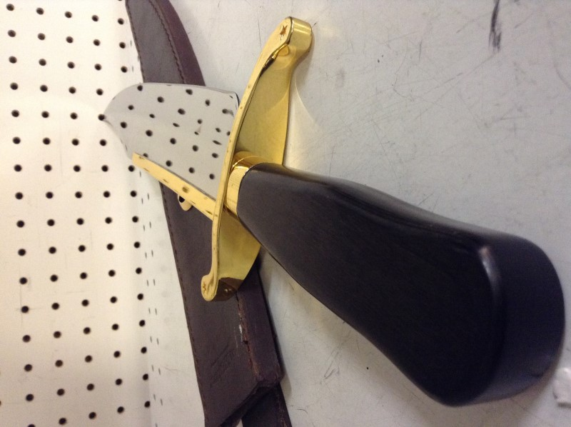 HIBBEN Combat Knife GH2013