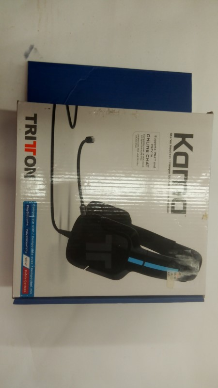 TRITTON TECHNOLOGIES KAMA