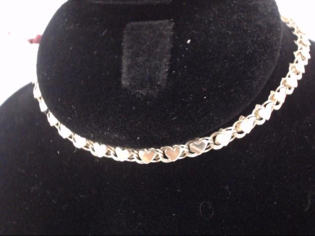 Gold Bracelet 14K Yellow Gold 3.6g