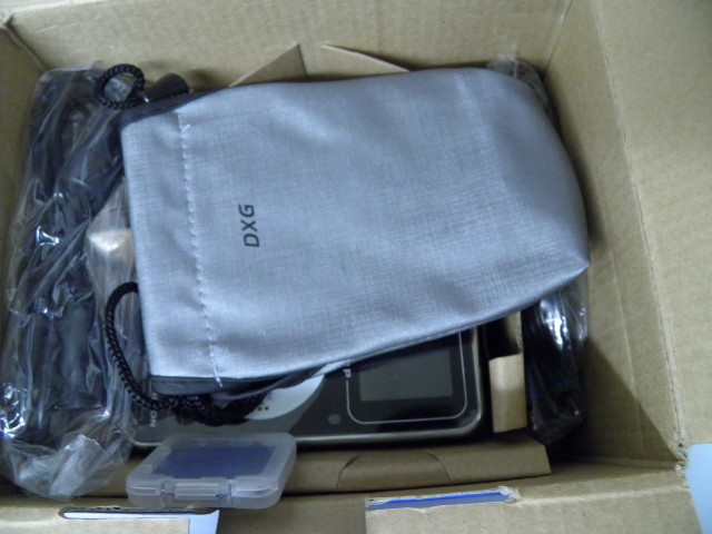 DXG Digital Camera DXG-567V HD