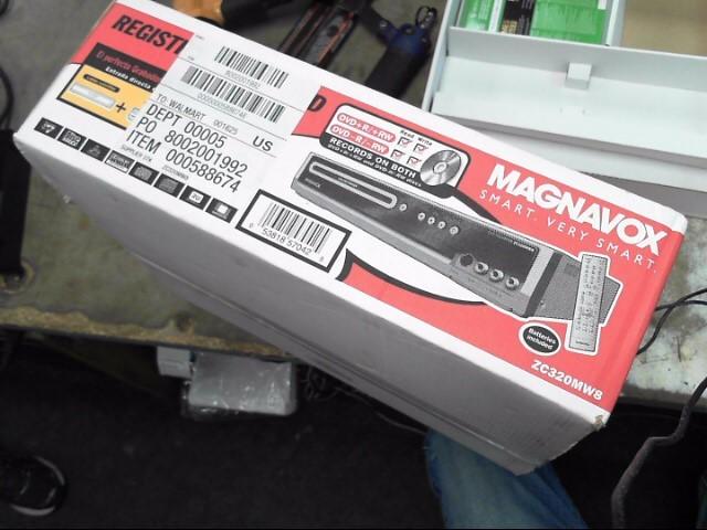 MAGNAVOX DVD Player ZC320MW8