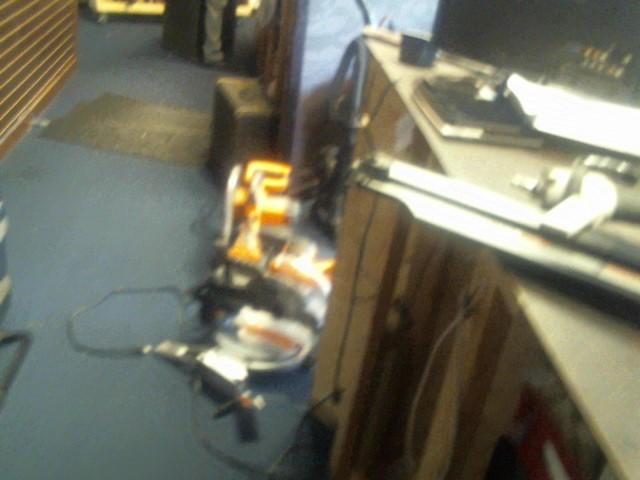 RIDGID TOOLS Radial/Chop Saw R41421