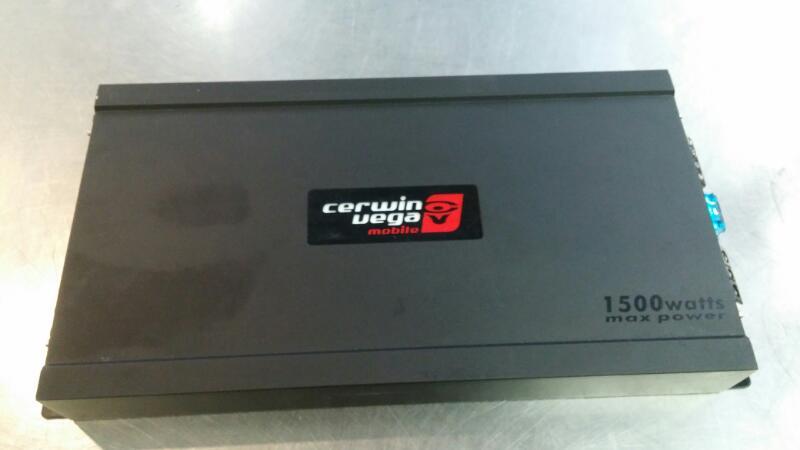 CERWIN VEGA Car Amplifier MOBILE AMP