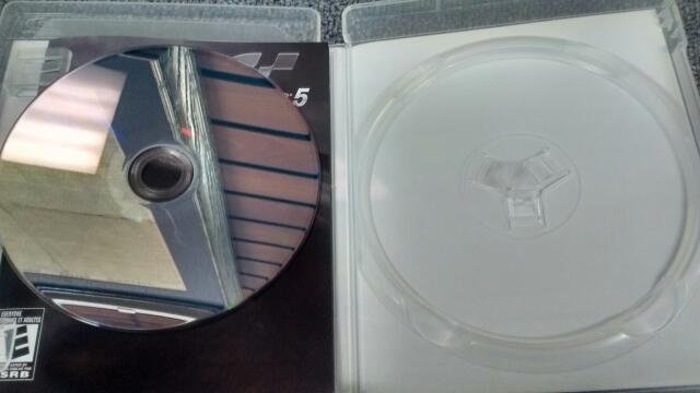SONY PLAYSTATION 3 (PS3) GAME GRAN TURSIMO 5