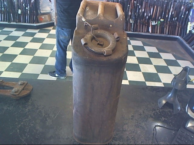 VINTAGE USMC GAS CAN