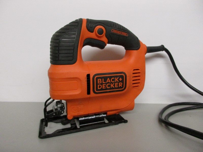 BLACK & DECKER BDEJS300 4.5 AMP COMPACT JIG SAW